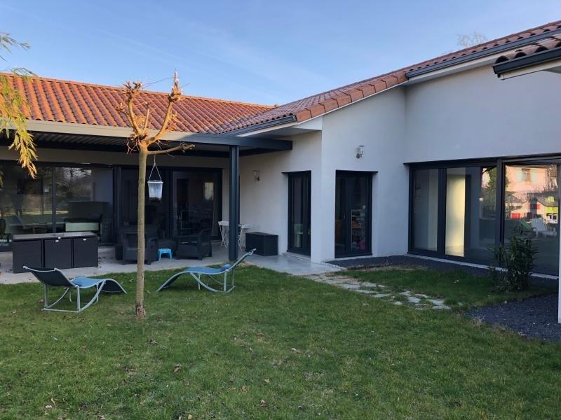 Vente maison / villa St just chaleyssin 477000€ - Photo 1