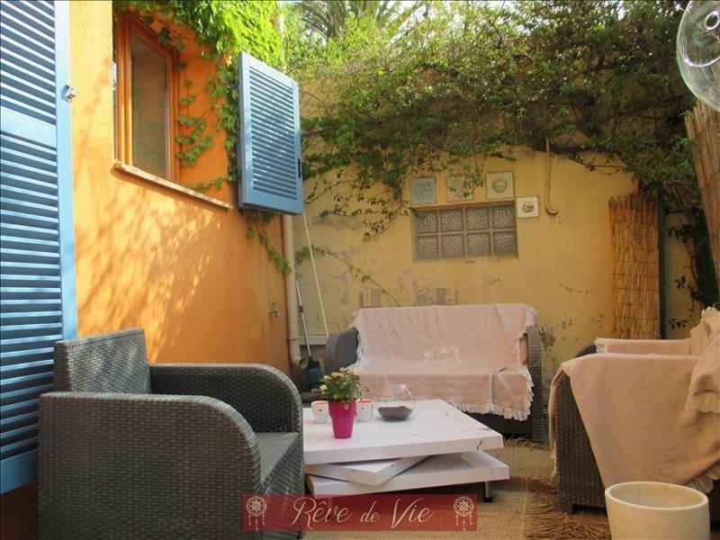 Sale house / villa Bormes les mimosas 265000€ - Picture 1