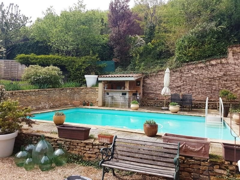 Vente maison / villa Liergues 515 000€ - Photo 5