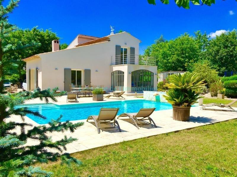 Vente de prestige maison / villa Saint cezaire sur siagne 690000€ - Photo 1