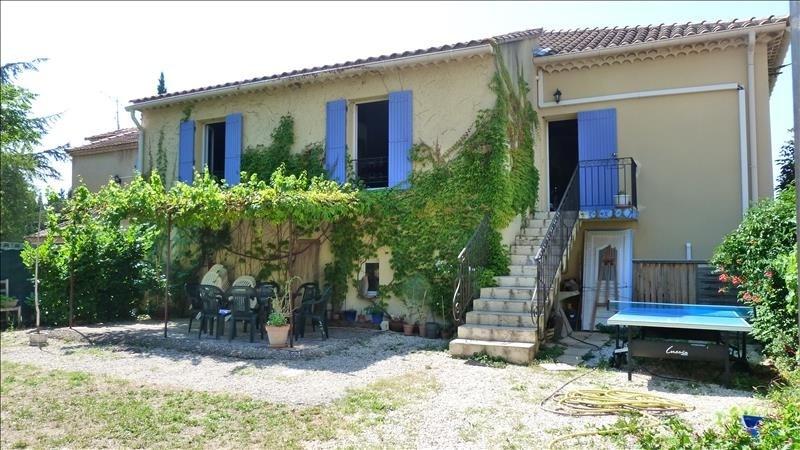 Sale house / villa Aubignan 263000€ - Picture 1