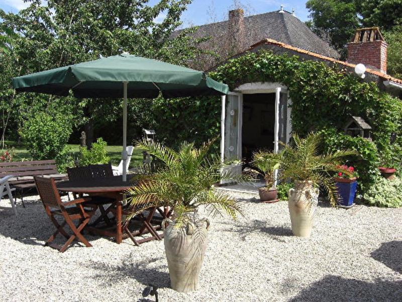 Vente maison / villa Velluire 439600€ - Photo 2