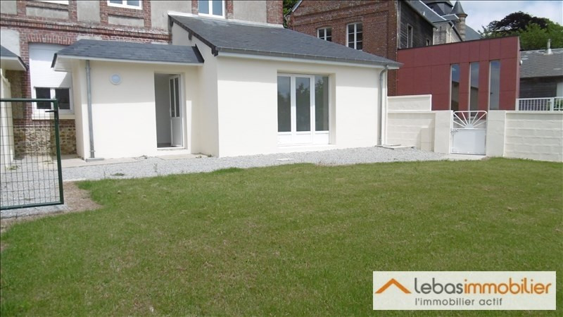 Location appartement Cany barville 615€ CC - Photo 1