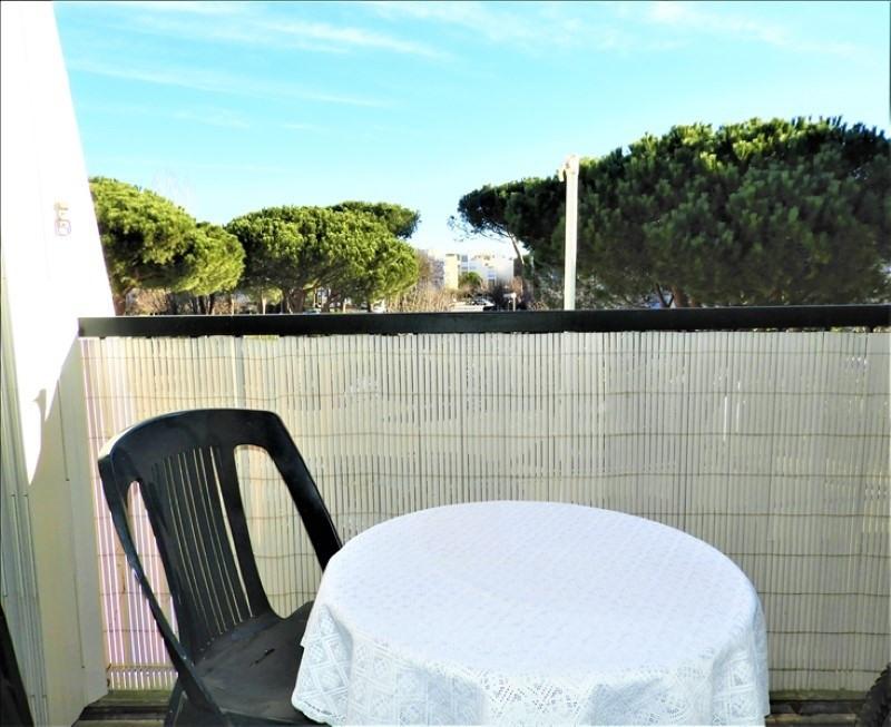 Vente appartement La grande motte 72000€ - Photo 2