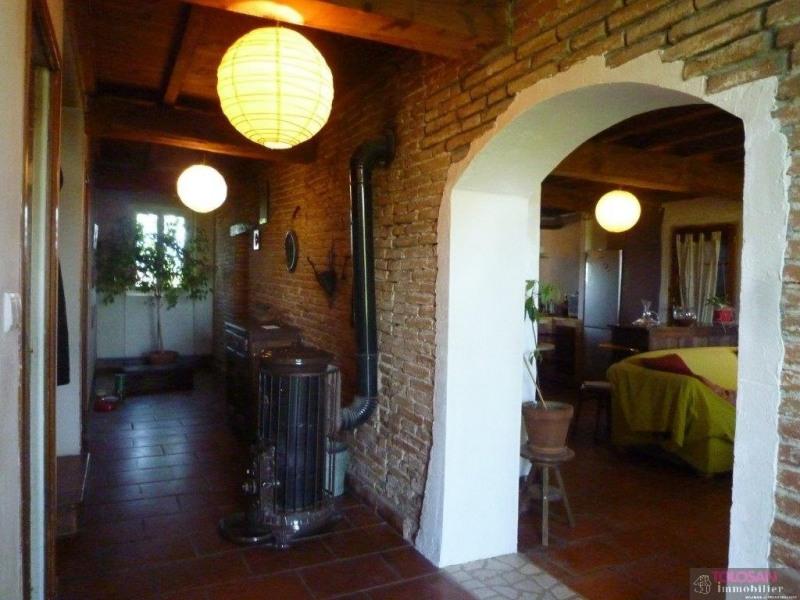 Vente maison / villa Montgiscard coteaux 372000€ - Photo 5