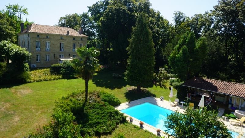 Deluxe sale house / villa St naixent 679000€ - Picture 2