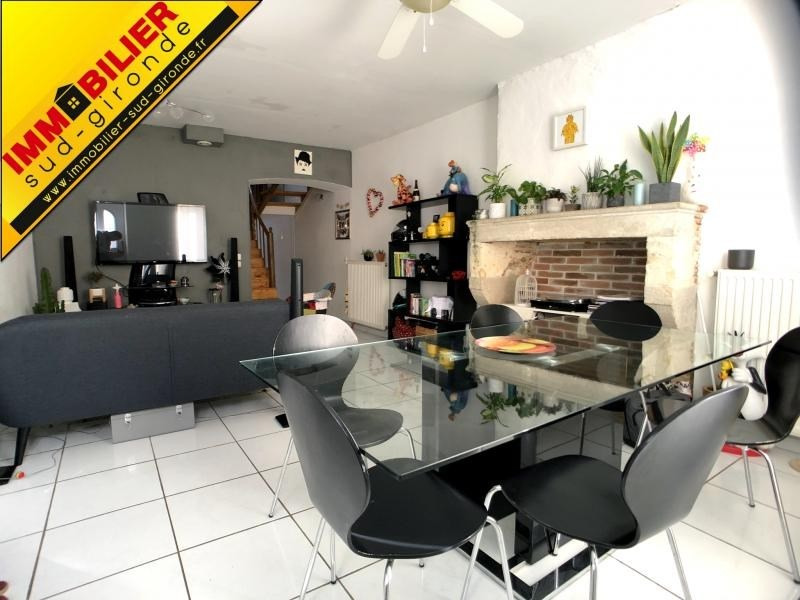 Vente maison / villa Podensac 160 600€ - Photo 1