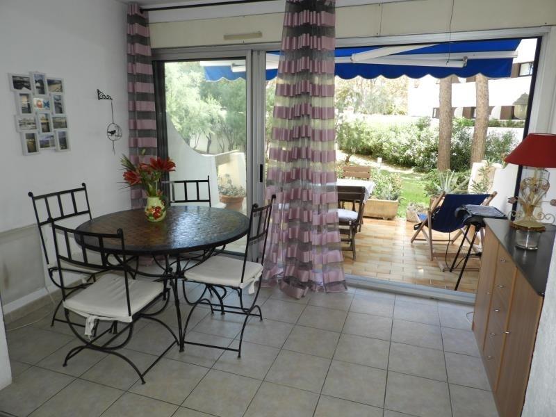 Sale apartment La grande motte 125000€ - Picture 1