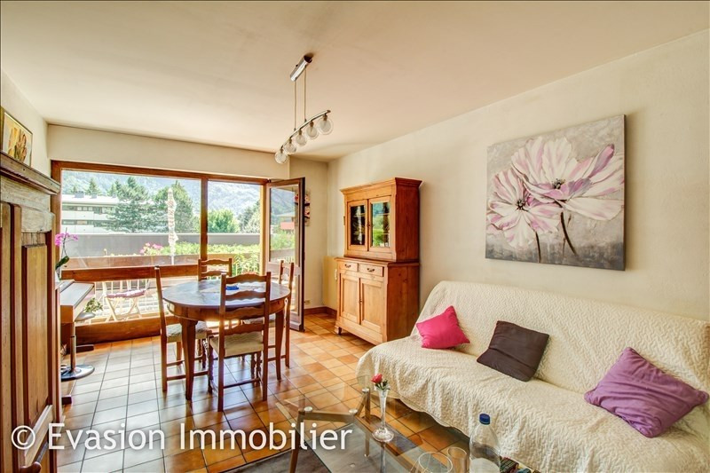 Vente appartement Sallanches 130000€ - Photo 1