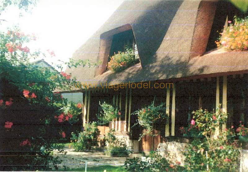 Lijfrente  huis Blacqueville 105000€ - Foto 6