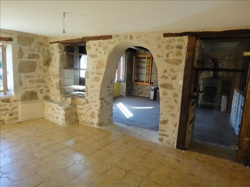 Vente maison / villa Cognac la foret 79500€ - Photo 3