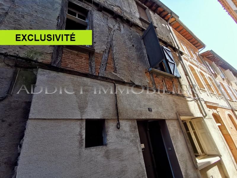 Vente maison / villa Lavaur 55000€ - Photo 1