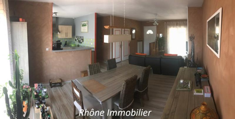 Vente maison / villa Jonage 370000€ - Photo 5