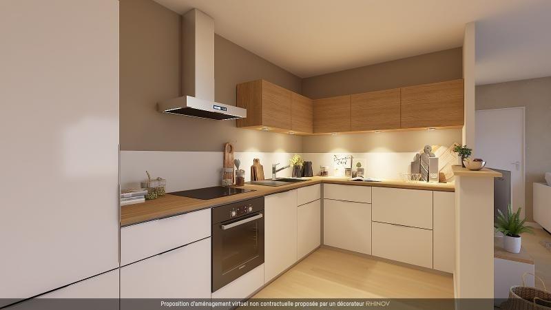 Sale apartment L hermitage 117500€ - Picture 3