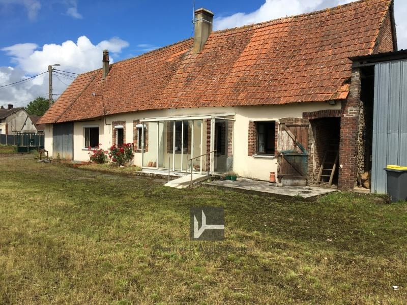 Vente maison / villa Poisvilliers 110 000€ - Photo 2
