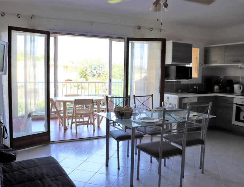 Vacation rental apartment Cavalaire sur mer 400€ - Picture 1