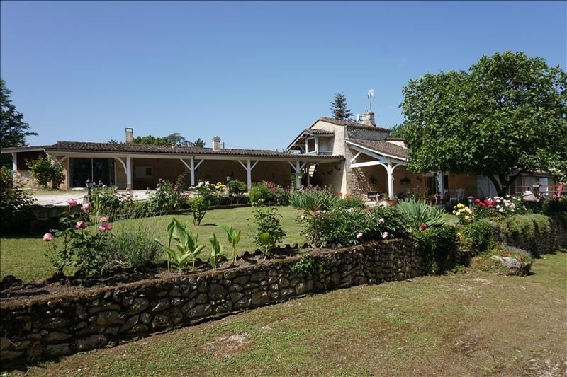 Sale house / villa Libourne 455 000€ - Picture 1