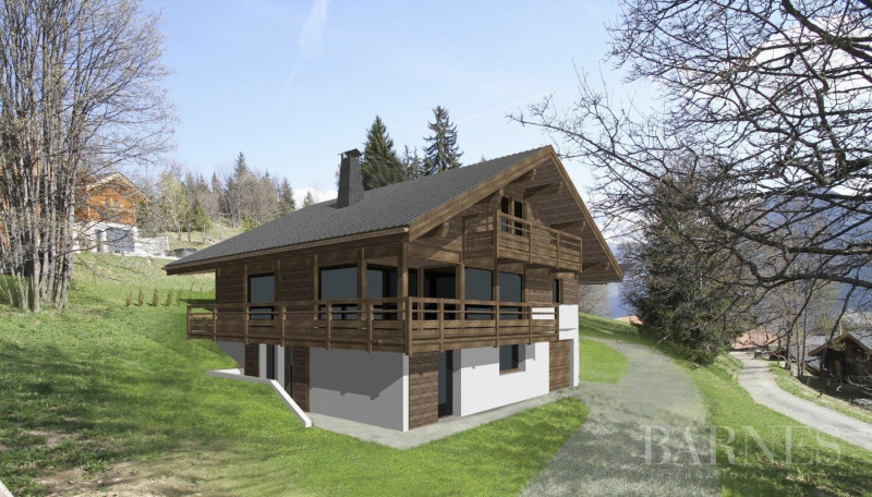 Chalet 9 rooms