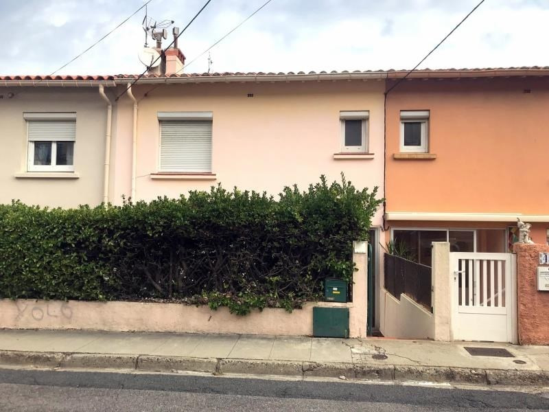 Sale house / villa Port vendres 265 000€ - Picture 1