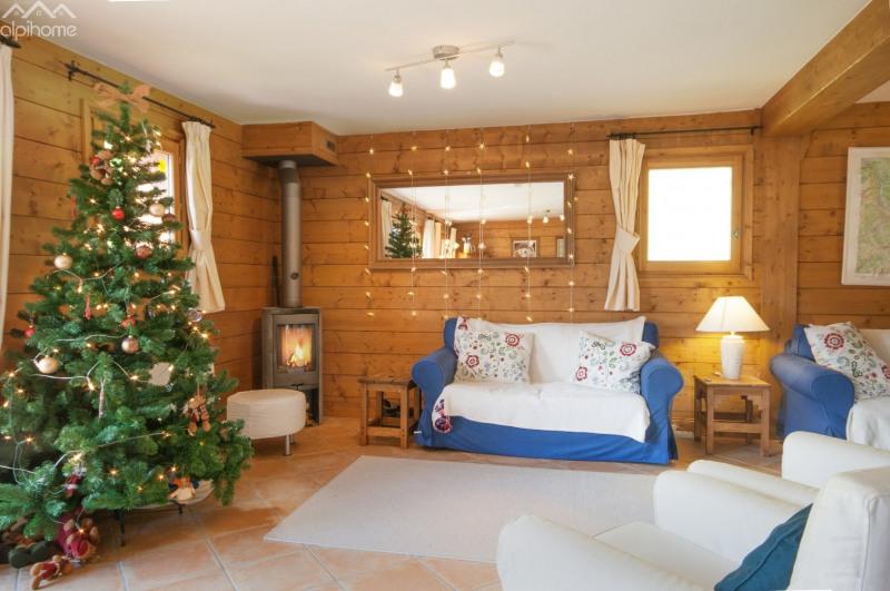 Deluxe sale house / villa Les contamines montjoie 575000€ - Picture 1