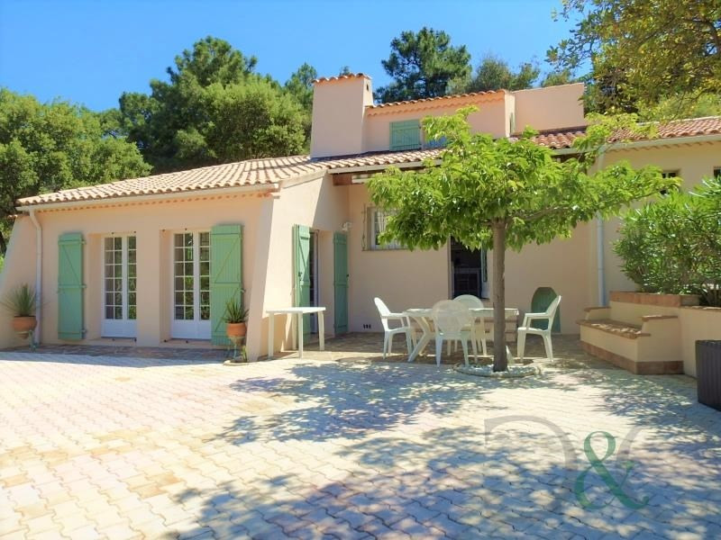 Deluxe sale house / villa Rayol canadel sur mer 650 000€ - Picture 1