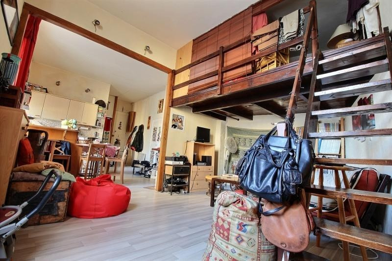 Sale apartment Issy les moulineaux 257000€ - Picture 7