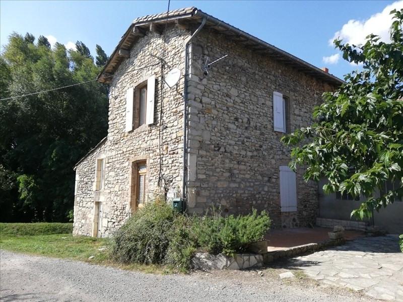 Location maison / villa Saulce sur rhone 895€ CC - Photo 2