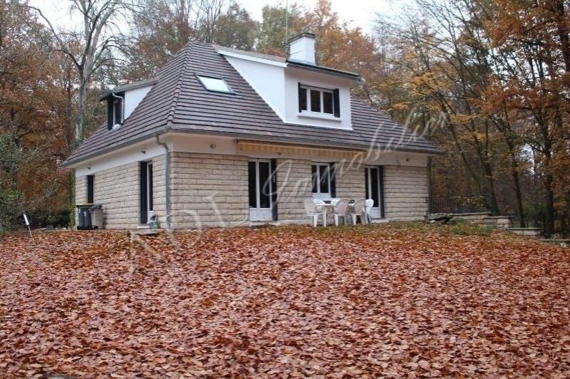 Deluxe sale house / villa Lamorlaye 636000€ - Picture 1