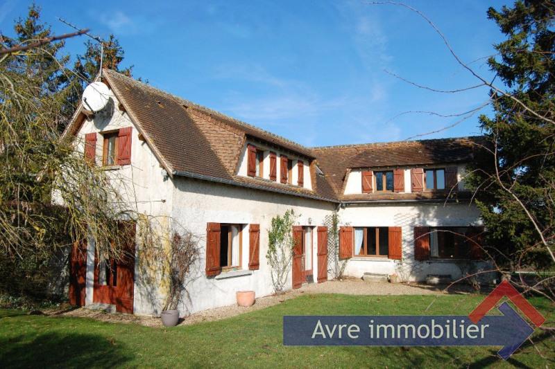 Sale house / villa Courteilles 138000€ - Picture 7