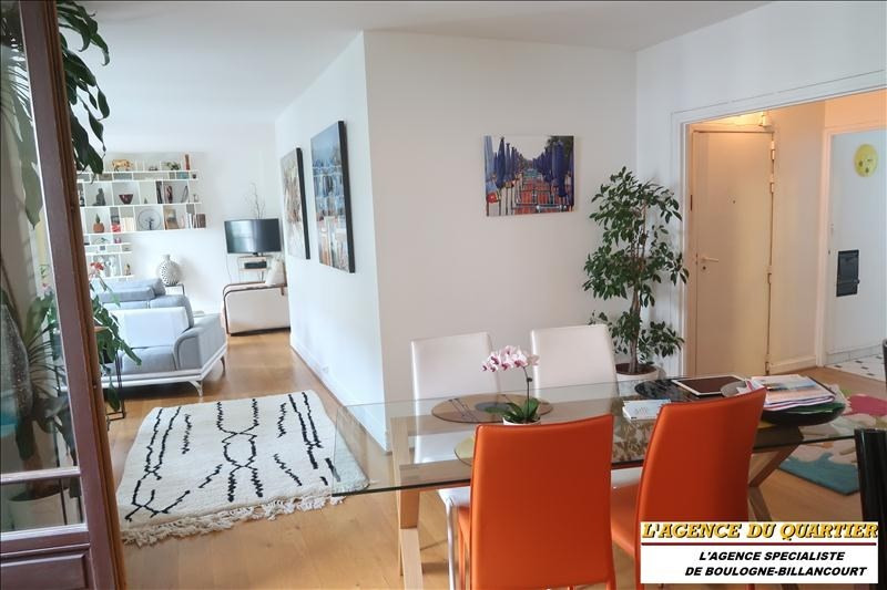 Sale apartment Boulogne billancourt 945 000€ - Picture 1