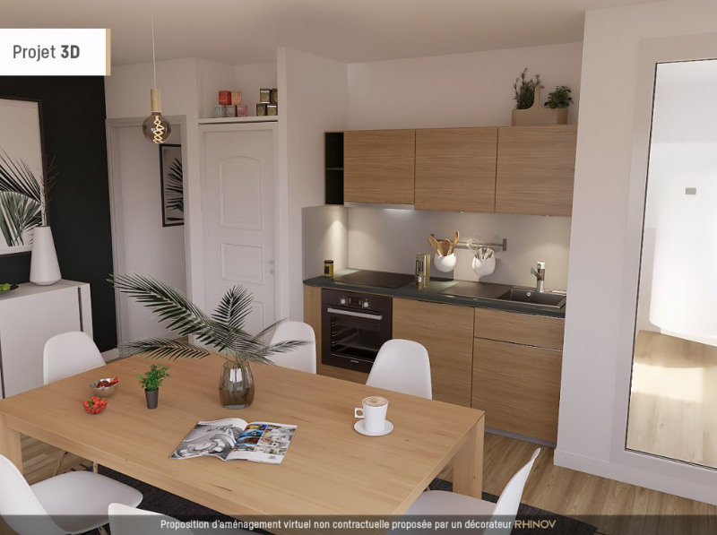 Sale apartment Toulon 109500€ - Picture 2