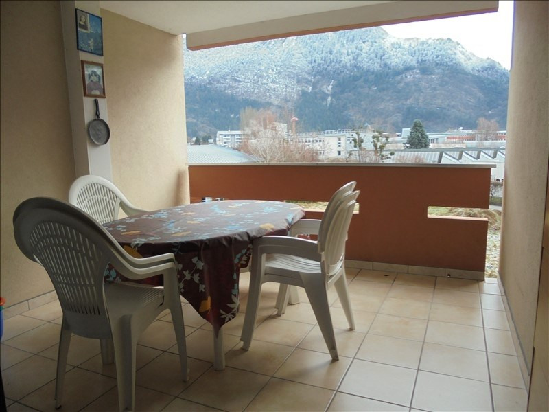 Sale apartment Cluses 163 000€ - Picture 1