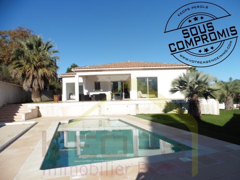 Verkoop van prestige  huis St aunes 553000€ - Foto 1