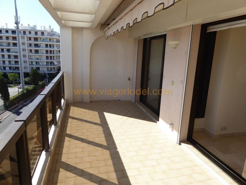 Life annuity apartment Cannes 230 000€ - Picture 5