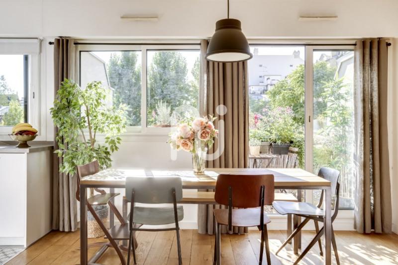 Revenda residencial de prestígio apartamento La garenne colombes 500000€ - Fotografia 4