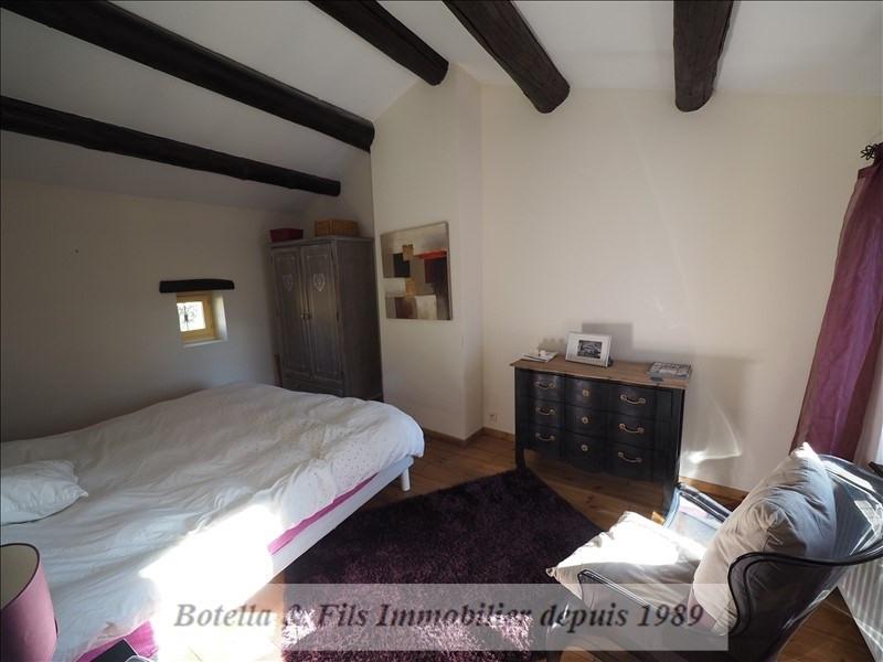 Vente maison / villa Bagnols sur ceze 395000€ - Photo 11