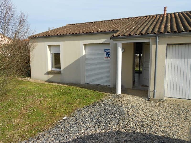 Location maison / villa Niort 625€ CC - Photo 1
