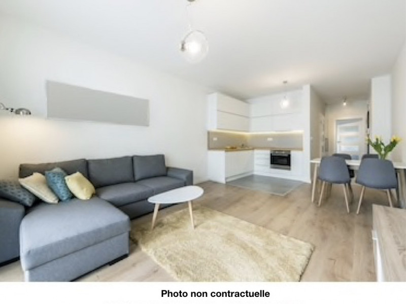 Sale apartment Grenoble 121000€ - Picture 1