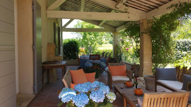 Verkoop  huis Le puy ste reparade 940000€ - Foto 3