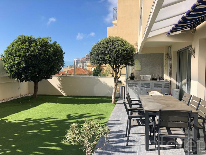 Vente appartement Beausoleil 595 000€ - Photo 1