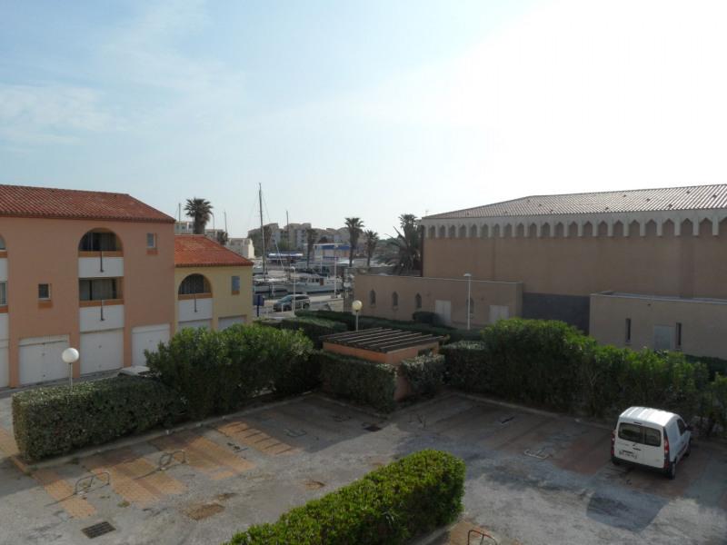 Location vacances appartement Port leucate 276€ - Photo 8