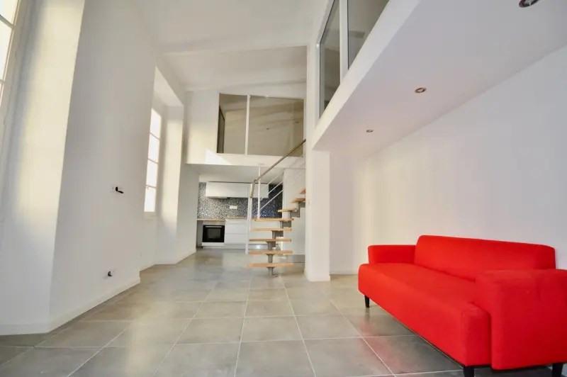 Verkoop  appartement Nice 335000€ - Foto 1