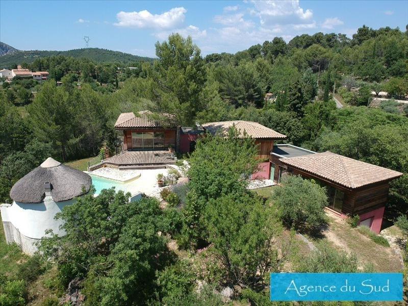 Vente de prestige maison / villa Roquevaire 880000€ - Photo 1