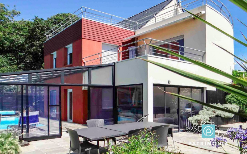 Deluxe sale house / villa Clohars carnoet 554200€ - Picture 1