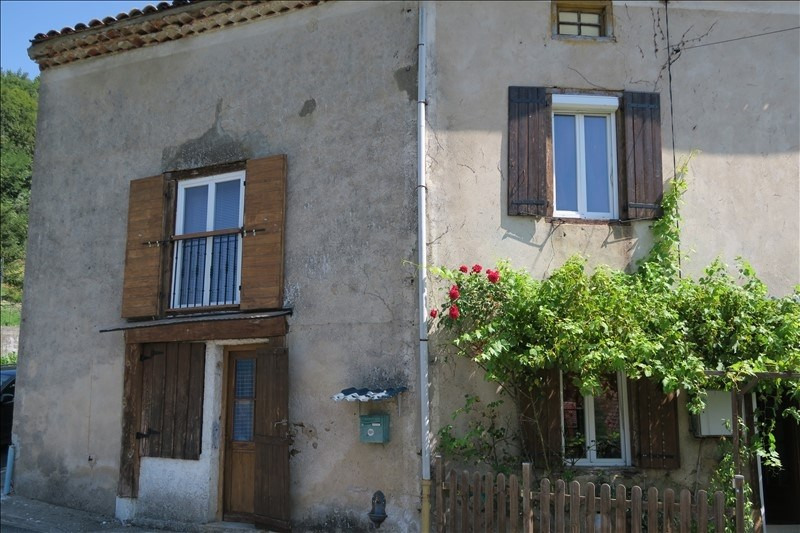Vente maison / villa La bastide sur l hers 62000€ - Photo 1