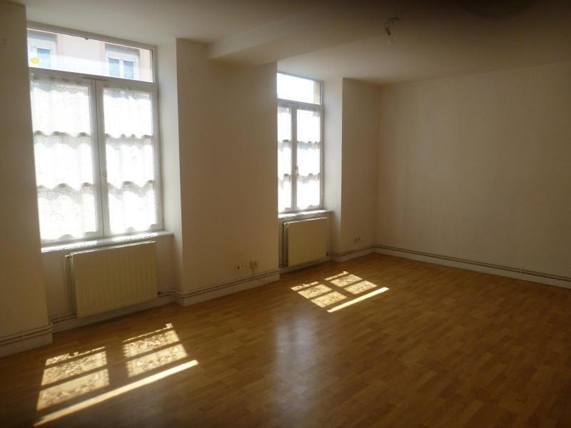 Location appartement Tarare 547€ CC - Photo 1