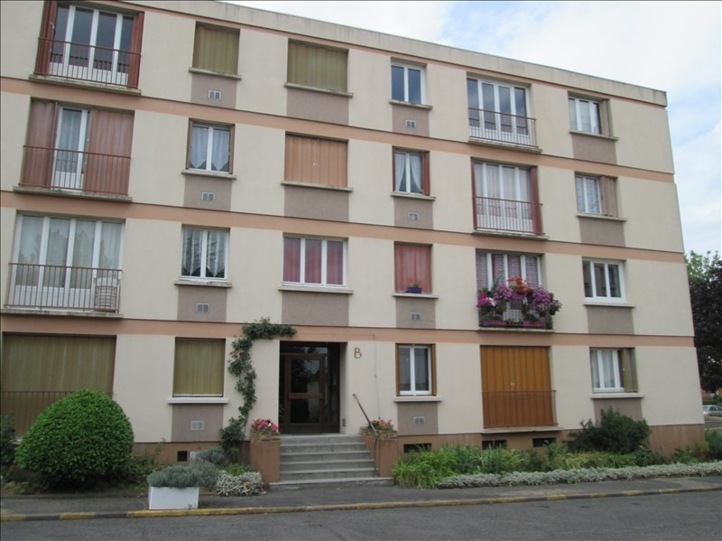 Location appartement Coubron 601€ CC - Photo 1