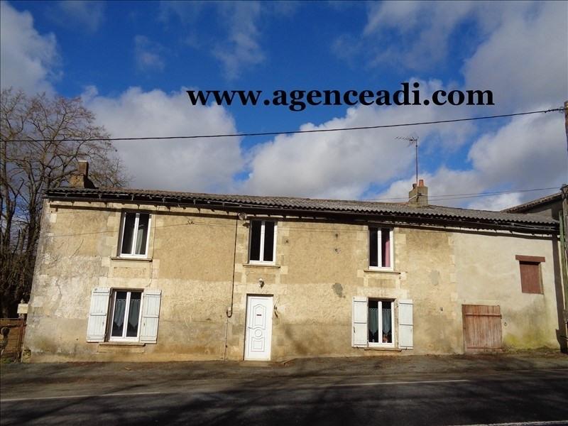 Vente maison / villa Lusignan 95400€ - Photo 1