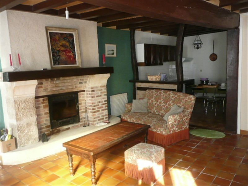 Vente maison / villa Menetreol sur sauldre 45 000€ - Photo 2