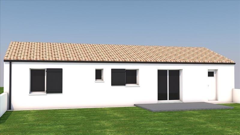 Sale house / villa La tranche sur mer 220500€ - Picture 2